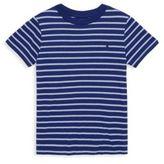 Ralph Lauren Toddler's, Little Boy's & Boy's Stripe Tee