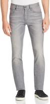 BOSS ORANGE Barcelona Straight Leg Jeans in Gray