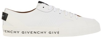 Givenchy Tennis light low top trainers