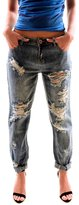 One Teaspoon Women's Husk Awesome Baggies Jeans