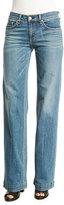 Rag & Bone Mid-Rise Wide-Leg Jeans, Brick Lane