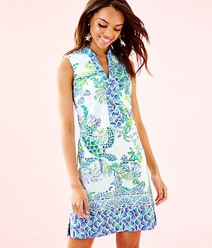 40e40bb01a417 Lilly Pulitzer White Day Dresses - ShopStyle