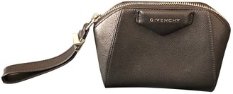 Givenchy Metallic Leather Clutch bags