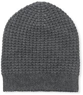 Sofia Cashmere Women's Thermal Hat, Charcoal