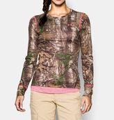 Under Armour Women's HeatGear® EVO Camo Long Sleeve