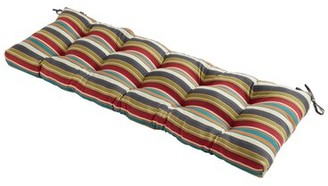Bungalow Rose Sunset Outdoor Bench Cushion