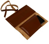 Atelier Hiva Hedera Leather Wallet Brown