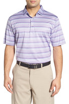 Peter Millar Glass Stripe Lisle Polo