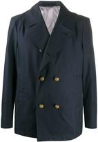 Eleventy double-breasted jacket
