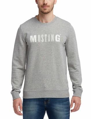 Mustang Men's Logo Sweatshirt