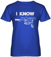 Indica Plateau Womens I Know T-Shirt