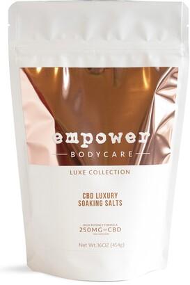 Empower CBD Luxury Soaking Salts