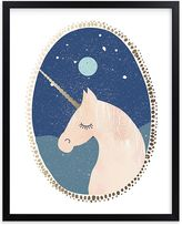 Pottery Barn Kids Unicorn Dreams Wall Art by Minted(R) 8x10
