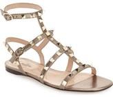 Valentino 'Rockstud' Gladiator Sandal (Women)