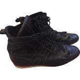 Hermes Hightop Basketball Shoes