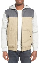 Quiksilver Men's Main Mission Jacket