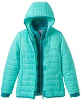 Free Country Girls 4-6x Quilted Midweight Jacket
