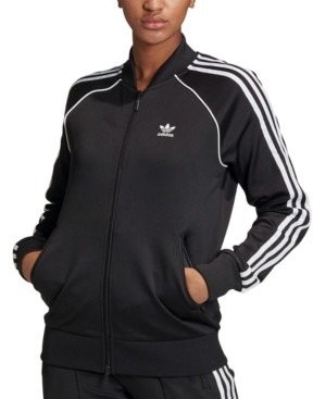 adidas Women's Superstar Track Jacket