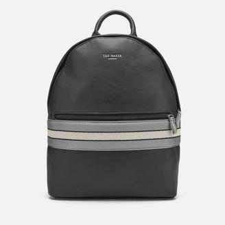 Ted Baker Men's Agro Webbing Backpack - Black