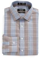 Nordstrom Smartcare(TM) Classic Fit Graphic Check Dress Shirt