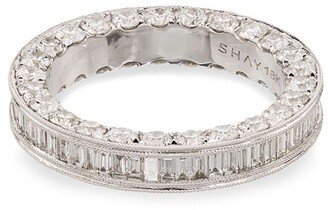 Shay 18kt white gold Eternity diamond ring