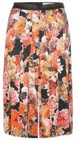 Givenchy Printed silk culottes