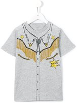 Stella McCartney 'Arrow' sherrif T-shirt