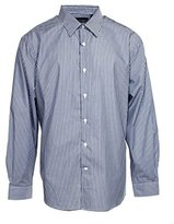 Perry Ellis Men's Non-Iron Multi Stripe Pattern Shirt