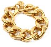 Ben-Amun Matte Gold Link Bracelet