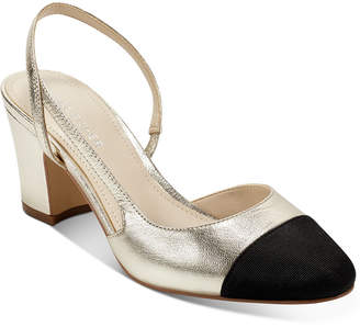 Marc Fisher Laynie Slingback Pumps Women Shoes