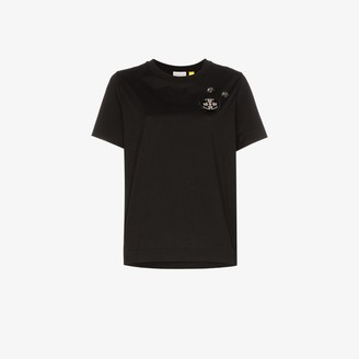 MONCLER GENIUS 4 Moncler Simone Rocha logo T-shirt