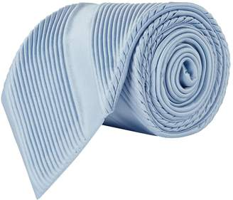 Stefano Ricci Silk Pleated Tie