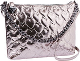 Betsey Johnson Yours Mine Ours Crossbody