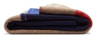 Marni Panelled Wool Blanket - Multi