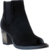 Bos. & Co. Black Brianna Leather Ankle Boot
