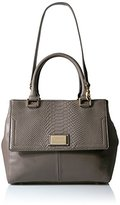 Tignanello Gracious Style Triple Entry Satchel