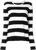 Majestic Filatures striped jumper
