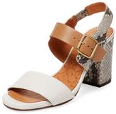 Chie Mihara Ruru Two-Piece Sandal