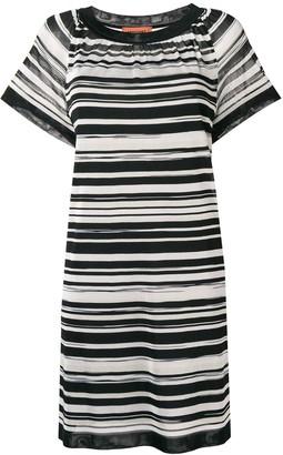 Missoni Striped Shortsleeved Dress