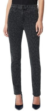 Joe's Jeans Milla Printed Straight-Leg Jeans