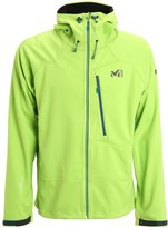 Millet Alpinist Soft Shell Jacket Acid Green