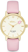 Kate Spade Flying Pig Metro Watch, 34mm