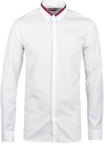 Hugo Ewid White Slim Fit Shirt