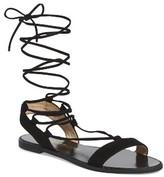Kristin Cavallari Women's Brea Ankle Wrap Sandal