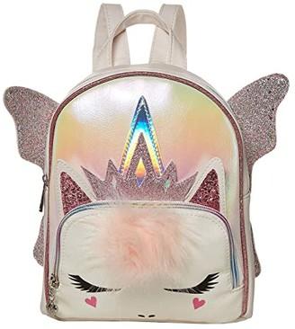 OMG! Accessories Metallic Fairy Queen Mini Backpack