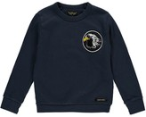 Finger In The Nose Brian Eagle Patch Sweatshirt