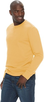 Sonoma Goods For Life Men's Supersoft Crewneck Fleece Sweater