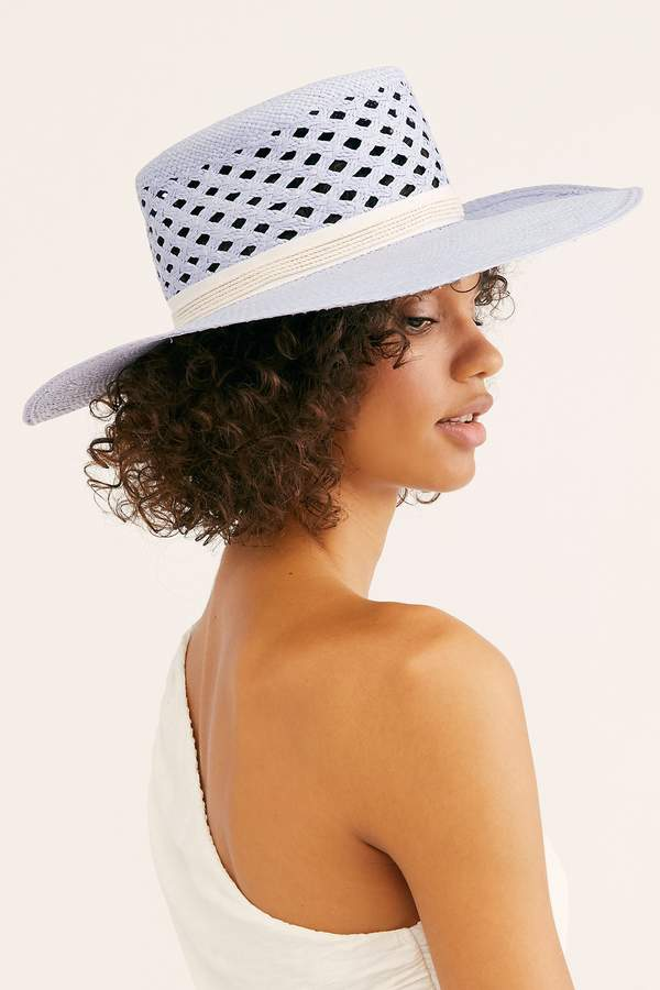 45cc3b7c4 House Of Martinique Straw Hat