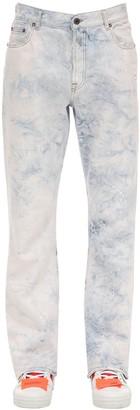 Off-White Off White Slim Cotton Denim Jeans