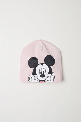 H&M Printed jersey hat